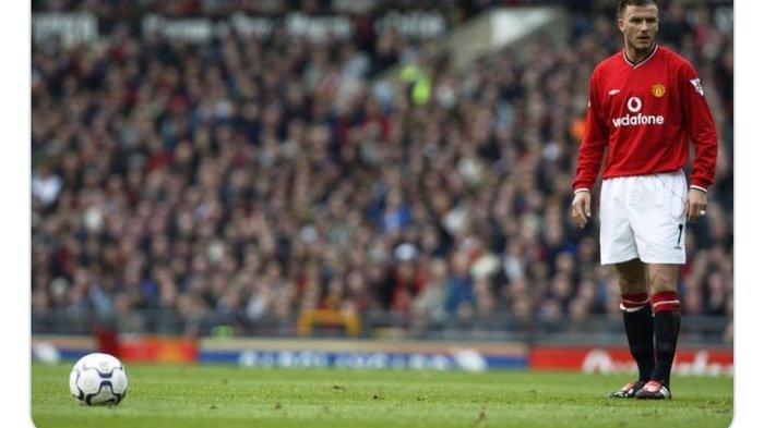 Selamat Ulang Tahun David Beckham, Edisi Spesial 3 Tendangan Bebas Paling Mengesankan