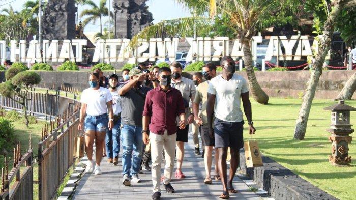Hari Terakhir di Bali, Security Force Assistance Brigade (SFAB) Laksanakan Culture Day