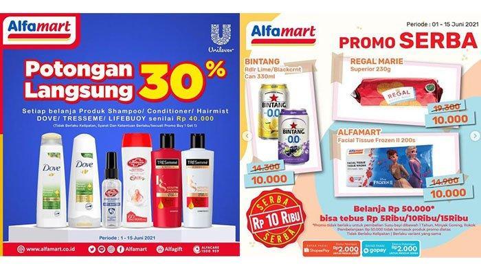 Promo Alfamart 5 Juni 2021, Promo Kebutuhan Dapur, Promo Serba, Potongan 30% Produk Unilever