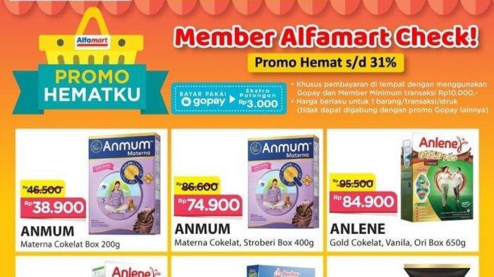 Promo Alfamart Kamis 25 Maret 2021, Harga Spesial Attack Rp16.200, Diskon Susu hingga 31 Persen