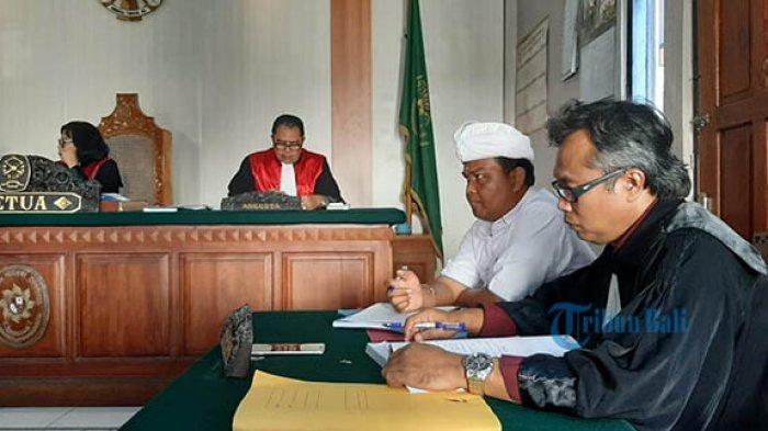Alit Minta Made Mangku Pastika & Lihadnyana Dihadirkan di Sidang,Sebut sebagai Saksi Kunci