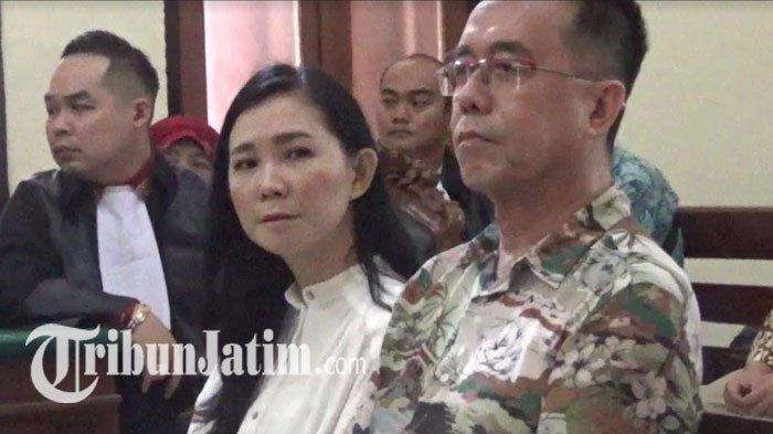 Kronologi Meninggalnya Bos Pasar Turi Surabaya di LP Medaeng, Tangis Istri Pecah: Papa I Love You