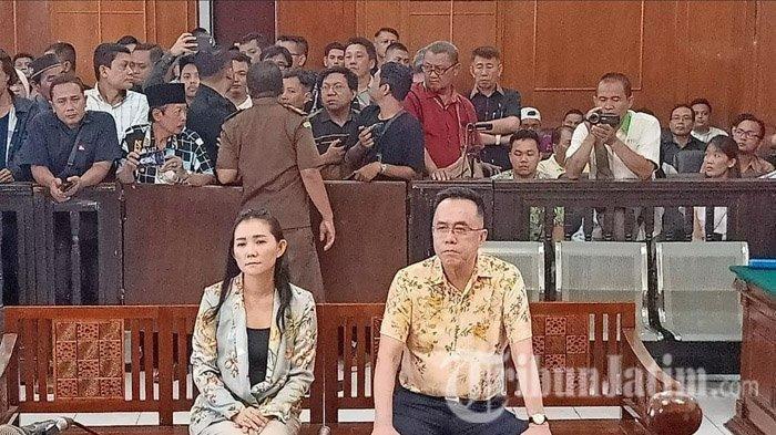 Bos PT Gala Bumi Perkasa Henry J Gunawan Meninggal di Rutan Medaeng, Istrinya Menangis Histeris