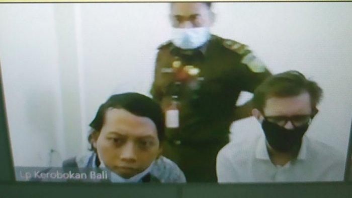 Ditangkap di Villa karena Miliki Ganja, WN Rusia Pikir-Pikir Divonis 6 Tahun Penjara