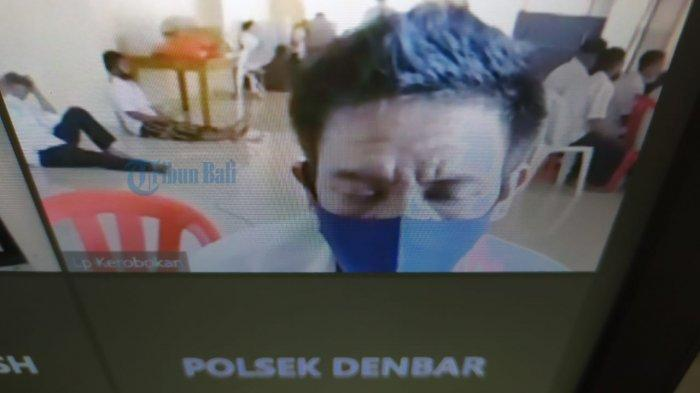 Ditangkap Simpan 21 Paket Sabu Siap Edar di Denpasar, Wayan Dedy Pasrah Dipidana Bui 10 Tahun