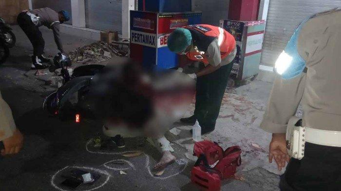 Teriak Minta Tolong, Korban Ditemukan Duduk di Tanah dengan 8 Luka Tusuk di Ubung Denpasar