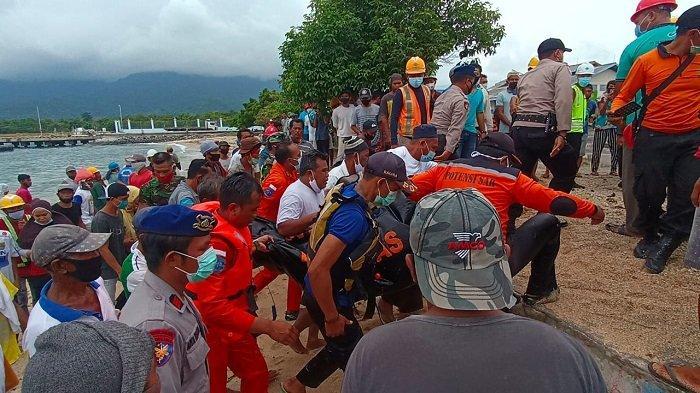 Terjatuh di Dermaga Pelabuhan Celukan Bawang Buleleng, Tim SAR Temukan Korban Sudah Meninggal