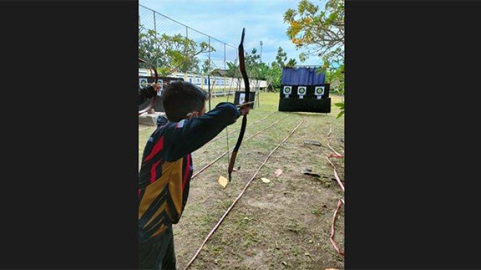 Nusseybah Horseback Archery Bali Gelar Pertandingan Panahan Tradisional untuk Anak-anak