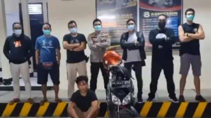 Seorang Pria di Denpasar Diamankan Polisi Lantaran Diduga Melakukan Aksi Begal
