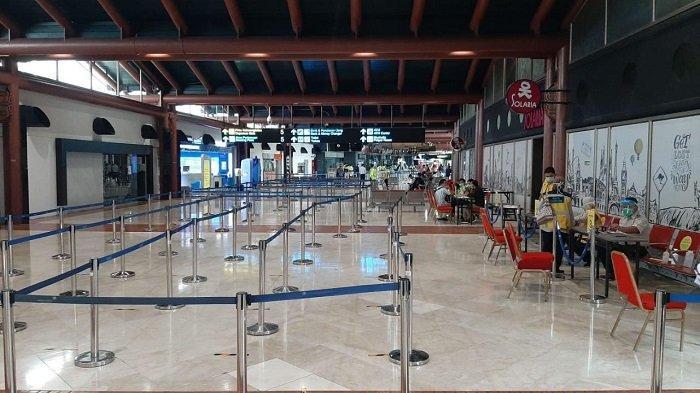 Calon Penumpang di Bandara Soetta Diharapkan Datang 4 Jam Sebelum Keberangkatan