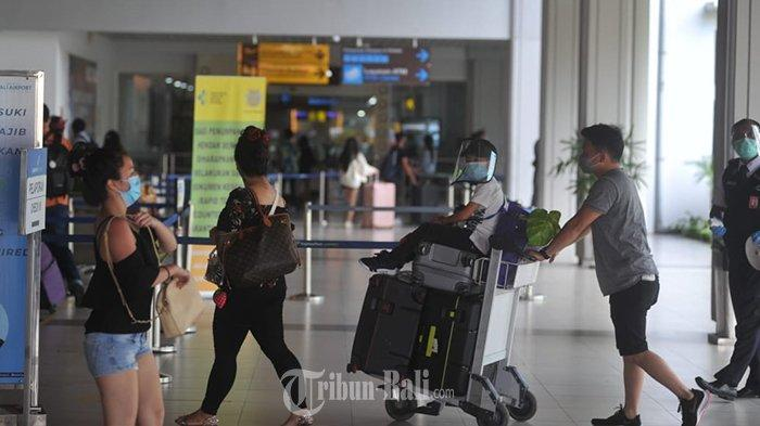 Nyepi 2021, Untuk Pertama Kalinya Tidak Ada Penerbangan Berjadwal Internasional Dari dan Menuju Bali