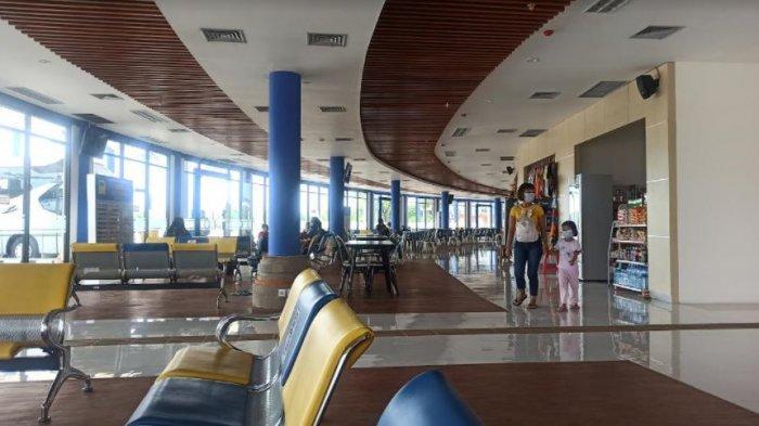 Hari Ini Terakhir Warga Curi Start Mudik, Kawasan Terminal Mengwi Terlihat Sudah Sepi