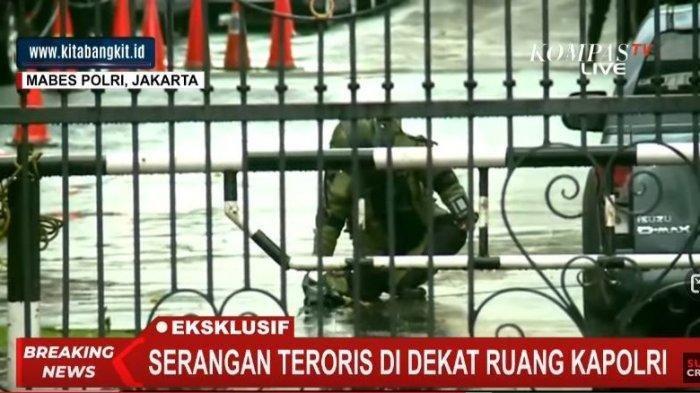Pasca Serangan di Mabes Polri, Polresta Denpasar Lakukan Antisipasi dan Perketat Pengamanan