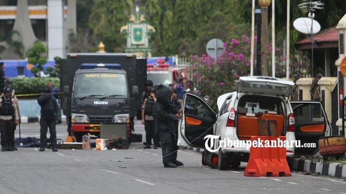 Sebut Teroris Cuma Fiksi dan Pengalihan Isu, Satpam Bank Ini Langsung Dicicuk Polisi