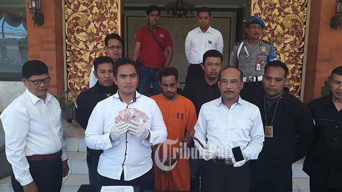 Polisi Bongkar Aksi Bobol Brankas Gus Alit dari Tato Kalajengking