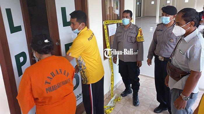 Dalami Kasus Dugaan Penggelapan Dana LPD Dawan Klod Klungkung, Polisi Periksa Lebih dari 20 Saksi