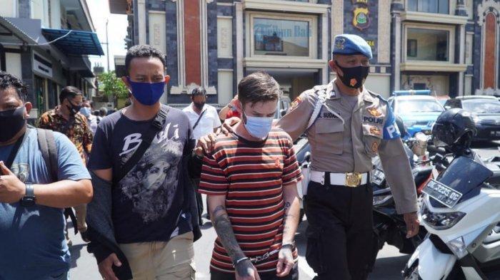 Depresi di Rutan Polda, Dua WNA yang Diduga Terlibat Sindikat Narkoba di Bali Dipindah ke RS