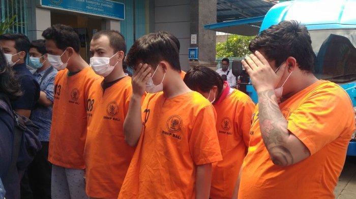 Akibat Sepi Job, Tukang Cukur di Kuta Jadi Pengedar Ganja di Bangli