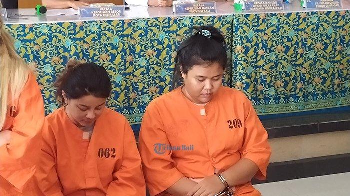 Selundupkan Narkotika di Celana Dalam dan Organ Intim, Dua WNA Thailand Diringkus