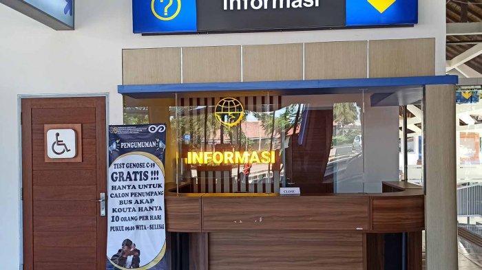 Terminal Tipe A Mengwi Kini Buka Layanan GeNose Pendeteksi Covid-19, Gratis Untuk Para Penumpang