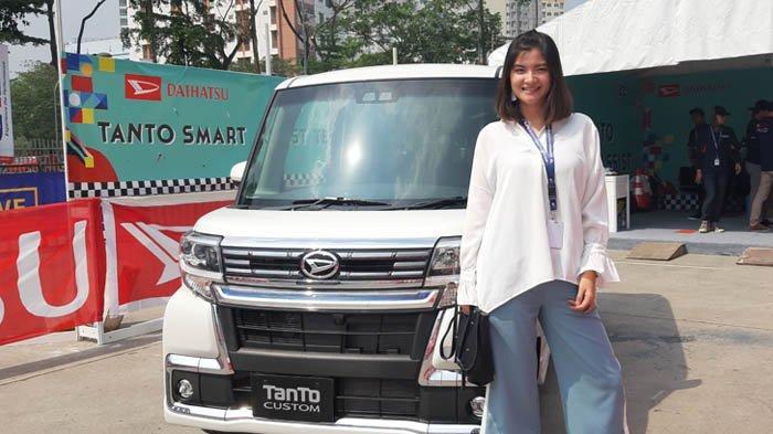 Setelah Diluncurkan di Jepang, Daihatsu Kenalkan New Tanto di GIIAS 2019