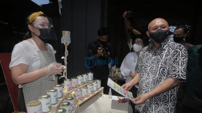 Menteri Koperasi dan UKM Sebut Bali Krisis, Teten Masduki : Dua Kuartal Terus Menerus Negatif