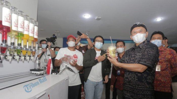 Menteri Koperasi dan UKM Meminta Agar Produk UKM Bali Dapat Mendunia Melalui Aplikasi Digital