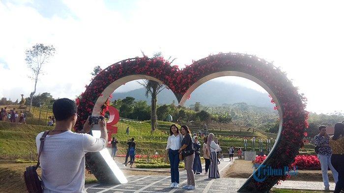 Ini Informasi Tiket Masuk & Jam Buka The Blooms Garden Bali, Obyek Wisata Baru yang Kian Diminati