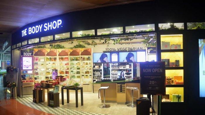 TRIBUN WIKI - 4 Outlet The Body Shop di Bali