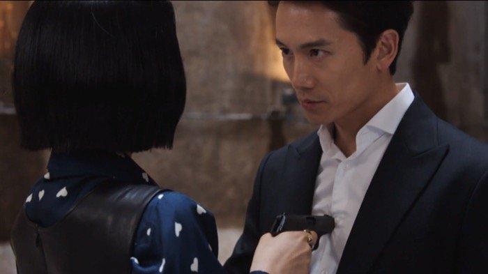 Sinopsis Drama Korea The Devil Judge Episode 12, Kang Yo Han Tertembak Oleh Jae He