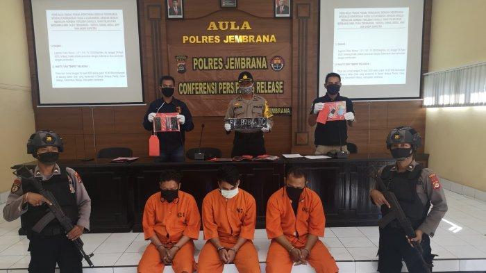 Campur Sangrai Biji Jarak ke Kopi, Komplotan Begal Larikan Mobil ke Jawa