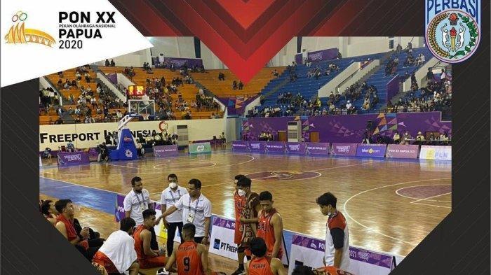 Asa Basket Putra Bali ke Semifinal, Wajib Menang dalam Laga Penentuan Lawan Tim Sulut