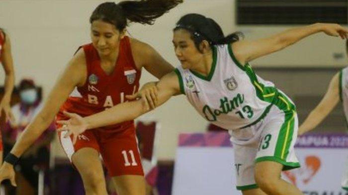 Tim Putri Bali Bisa Menjadi Kuda Hitam di Semifinal Bola Basket Hari Ini