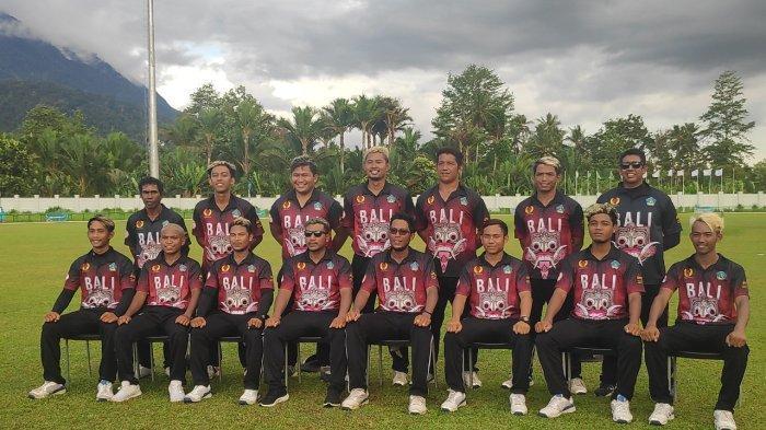 SELAMAT! Tim Bali Raih Juara Umum Cricket, Dapat 3 Emas 2 Perak dan 1 Perunggu