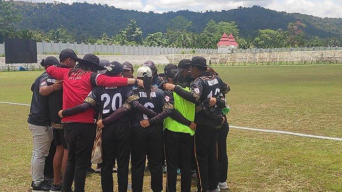 Update PON XX Papua 2021: Tim Cricket Bali Berpeluang Kawinkan Medali Emas di Nomor Twenty-twenty