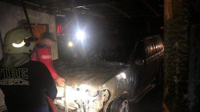 Amukan Si Jago Merah di Kerobokan, Kerugian Rp 300 Juta & Nyaris Merambat ke Pura Senilai Rp 5 M