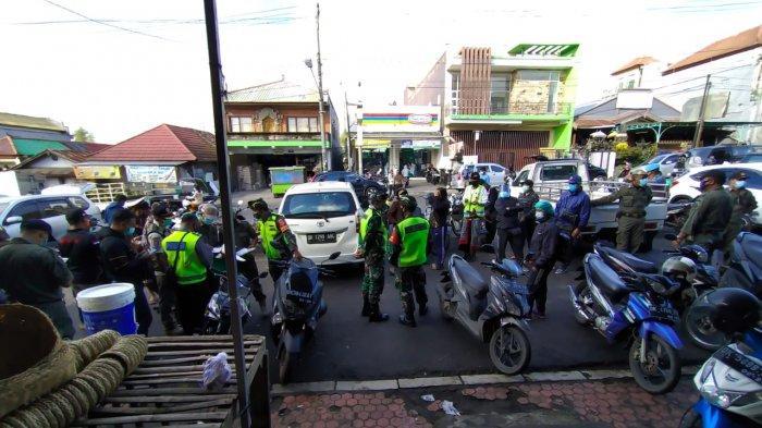 Tim Yustisi Tindak 12 Pelanggar Prokes di Kintamani