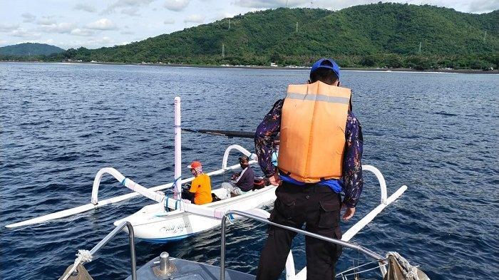 Pencarian Kedua, Tiga Pemancing yang Hilang di Pantai Mimba Karangasem Belum Ditemukan