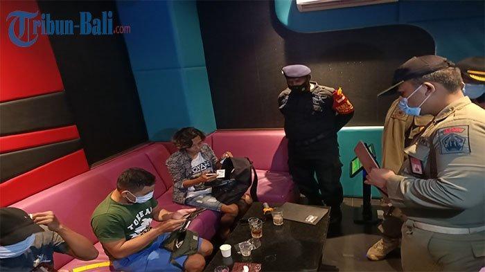 Karaoke Keluarga di Kuta Masih Buka, Satpol PP Bali: Tempat Hiburan Seperti Karaoke Dilarang Buka