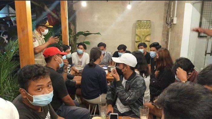 Hari Kedua PPKM Darurat di Tabanan, 6 Orang Tak Bermasker & 4 Badan Usaha Tak Sediakan Sarana Prokes