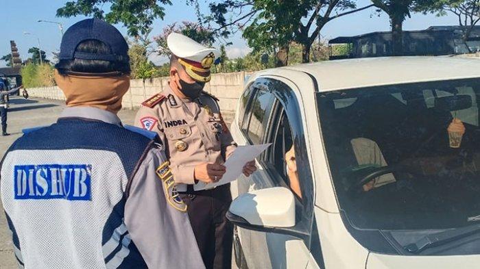 Tak Kantongi Suket Covid-19, 26 Penumpang Bus di Terminal Mengwi Badung Diwajibkan Rapid Antigen