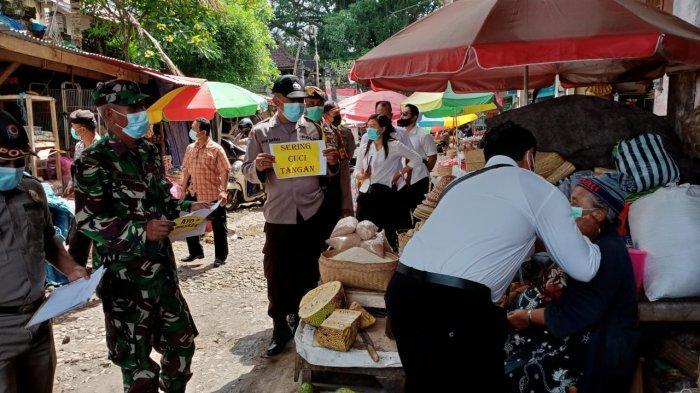 Kodam IX/Udayana Ikuti Rakor Evaluasi PPKM, 76 Daerah Tingkat Kepatuhan Pakai Masker Kurang dari 60%