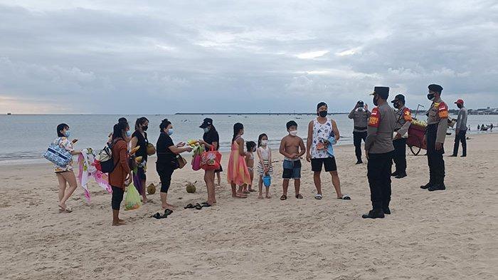Disidak Petugas, Wisatawan Ini Akui Memilih Bertahan Tinggal di Bali karena PPKM Darurat