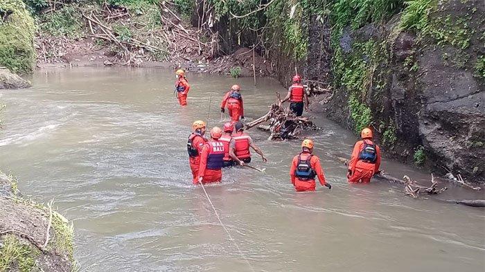 TRAGEDI di Tukad Petanu Ubud, Ni Komang Ayu Belum Ditemukan, BPBD Ungkap Fakta Ini