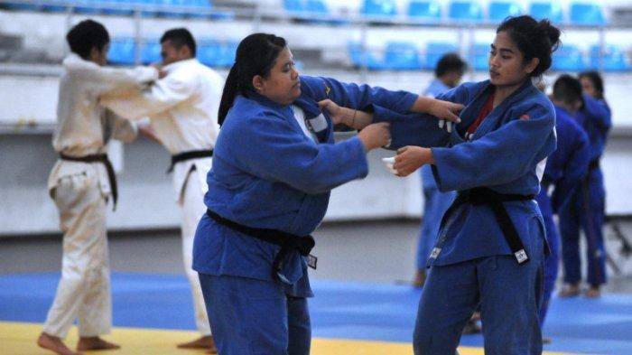PON Papua 2020, Tim Judo Bali Targetkan Meraih 5 Medali Emas