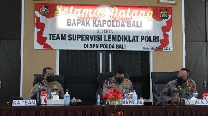 Sekolah Polisi Negara Polda Bali di Singaraja Bakal Terima Siswa dari Polda Papua