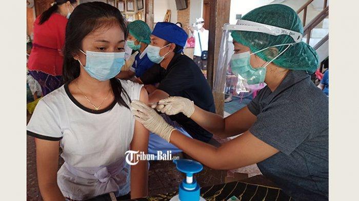 Vaksinasi Covid-19 di Denpasar Sasar Masyarakat Umum, Ditarget 85 Persen Tervaksin hingga Akhir Mei