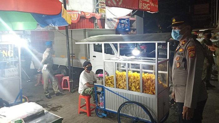 Sasar Pedagang dan Pembeli, Tim Yustisi Badung Kembali Grebeg Wilayah Dalung sebagai Zona Merah