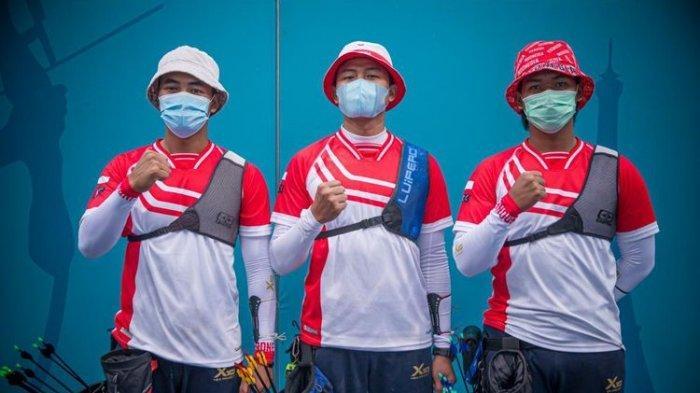 Tim Panahan Putra Indonesia Lolos ke Olimpiade Tokyo 2020, Arif Pangestu: Ini Sangat Luar Biasa