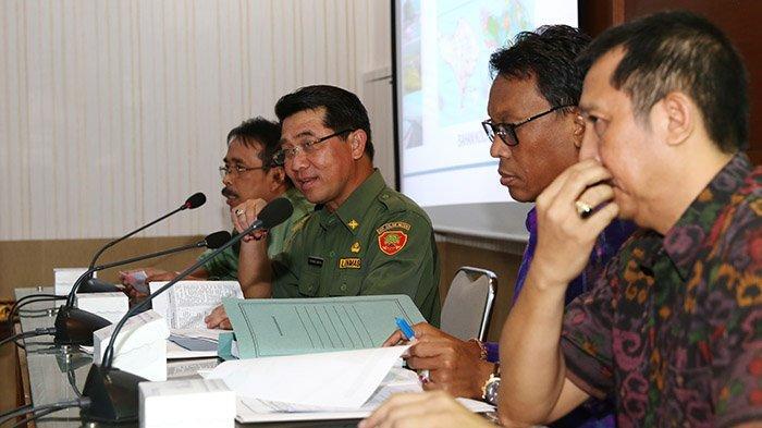 Pansus Perda RTRW Bali Ingatkan Klungkung Atur Tata Ruang Agar Tak Seperti Kuta